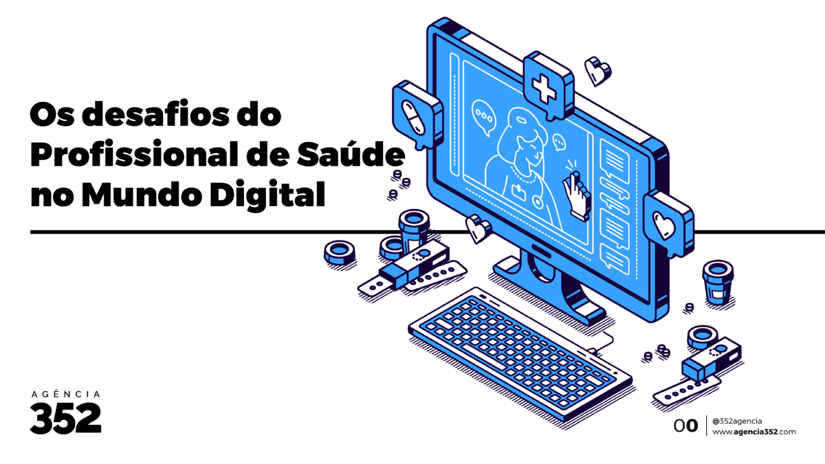 Marketing Digital para profissionais de Saúde: Desafios e Soluções.